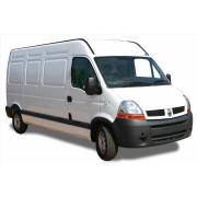 NOMA! Mikroautobuss Renault Master Maxi 2+1