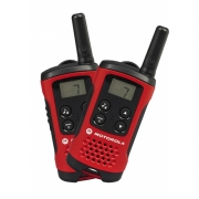 NOMA! Divas mobilās rācijas Walkie-Talkie Motorola T40