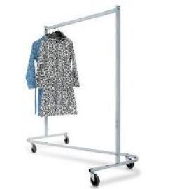 NOMA! Garderobes statīvs ar 50 pleciņiem komplektā