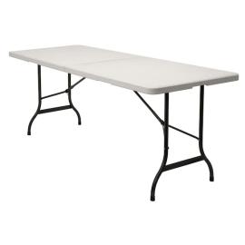 NOMA! Salokāms galds, viegli transportējams saliekams GALDS 183 x 76 cm - UZ NOMU
