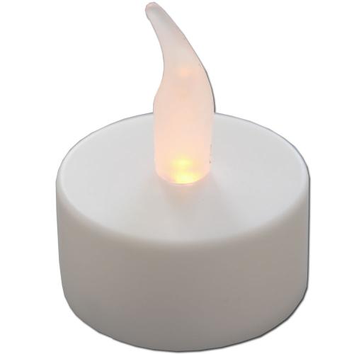 LED tējas sveces, 4 gab. komplekts
