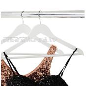 Drēbju pakaramie, apģērbu pleciņi, āķi un aksesuāri (23)