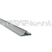 Eirosienas vadotne - alumīnija profils, 2070 mm (Eiro siena, Spacewall, Slatwall)