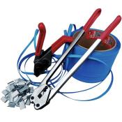 Plastikāta pakojamās lentas un spriegotāji (1)