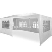 Dārza telts, nojume, paviljons 3 x 6 m (18 kv.m.)