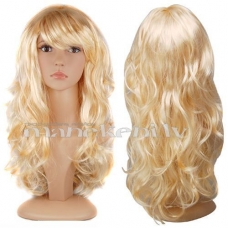 Parūka blondā krāsā