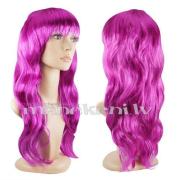 Parūka violetā krāsā