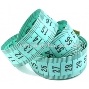 Швейный сантиметр, портновский метр, измерительная лента портного, 150 cm