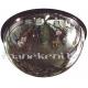 Tirdzniecības zāles spogulis 360° - kupols, sfēriskais kupolveida panorāmas spogulis, 55cm