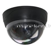 Купольная фейк камера видеонаблюдения (Муляж, макет камеры)