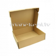 Самосборная почтовая коробка, универсальная картонная упаковка,  280 x 290 x 65 mm