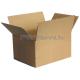 Gofrēta kartona kaste 450 x 450 x 220 mm  (FEFCO 201) N